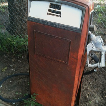 Gas Boy Fuel Pump - Petroliana