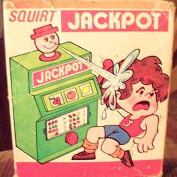 Squirt Jackpot Casino Slot Machine