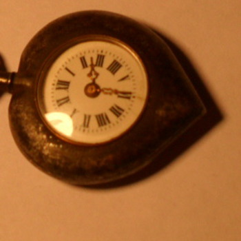 unusual watch ,need more information about it. - Pocket Watches