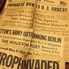 Big Box of 1940's War News Papers