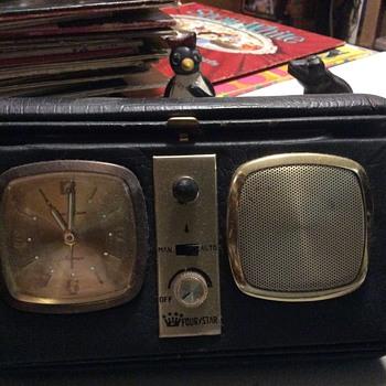 Transistor  Radio flyer  - Radios