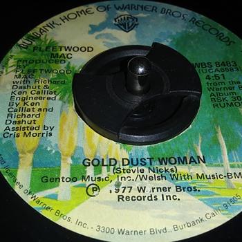 45 RPM SINGLE....#206 - Records
