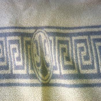 Jaeger health blanket 1920/1930 - camel hair