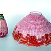 WELZ Lamp Shade pair and matching Perfume