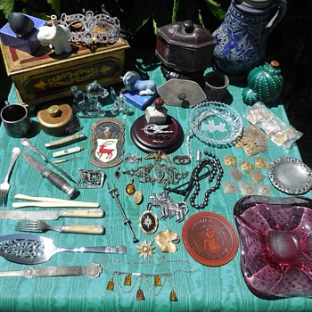 The First Two Weekends In May 2021 Were Good At The Flea Market! :^D - Fine Jewelry