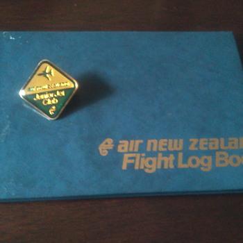 When air travel was still fun !! - Advertising