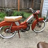 1960 mobylette moped