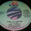 "Carl Douglas 20th Century Records ""Kung Fu Fighting"" / ""Gamblin' Man"" 45 RPM [TC-2140]"