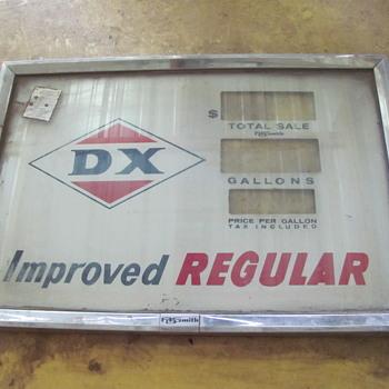 pre-digital  memorys - Petroliana