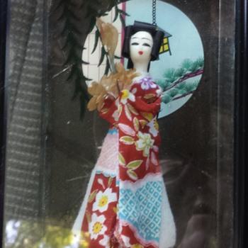1971 Japanese doll  - Dolls