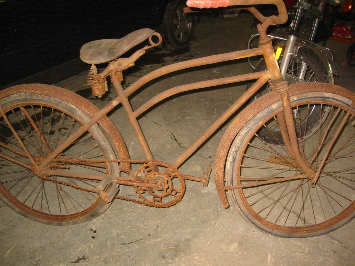 1932? ROLLFAST BICYCLE | Collectors Weekly