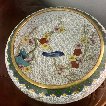 Jingfa Chinese bowl - Asian