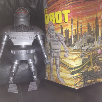 Dr who giant robot - Toys