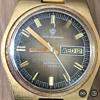 Vintage Jules Jurgenson Automatic Wrist Watch