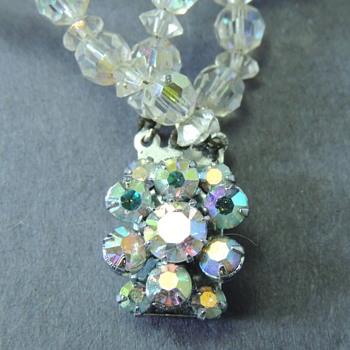 Aurora Boralis Jewelry Set - Costume Jewelry
