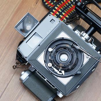 Mamiya Press Standard, 1960 - Cameras