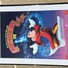 Fantasia poster/Sticker package - McDonalds - Japan 1992