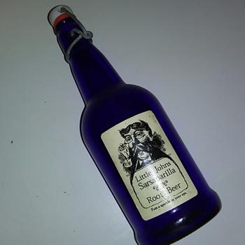 LITTLE JOHN'S  - Bottles