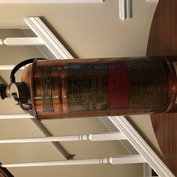 American-LaFrance and Foamite Fire Extinguisher - Firefighting