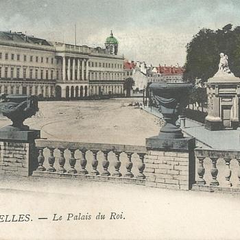 BRUXELLES - LE PALAIS DU ROI. - Postcards