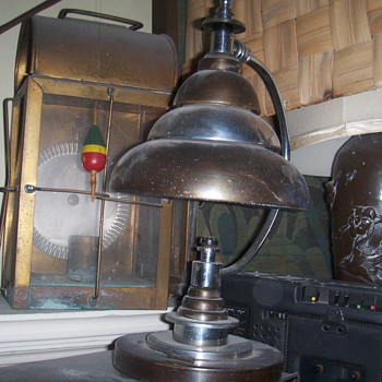 Vintage stickley lamp? - Lamps