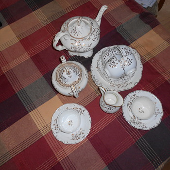 China from Scotland ??? - China and Dinnerware