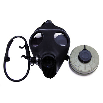 Gas Mask.... - Military and Wartime
