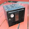 Vintage 1930s Camp or Stove Top Oven This One In Excellent Condition