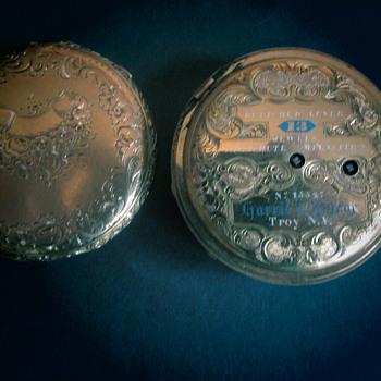 antique watch - Pocket Watches