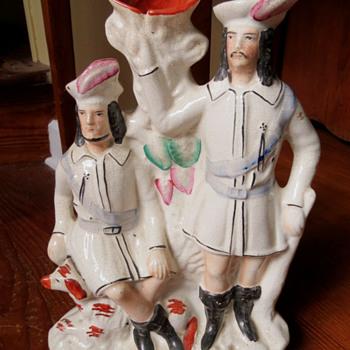 Robin Hood Staffordshire Figure - Figurines