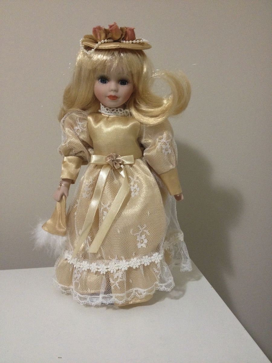 Century collection genuine porcelain doll  Collectors Weekly