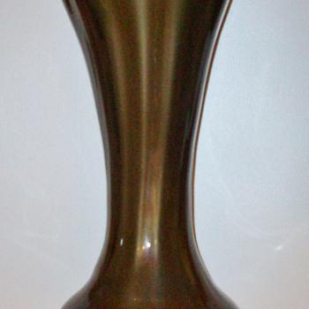 Loetz Brown Metallin. - Art Glass