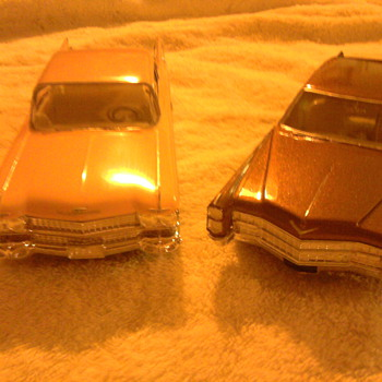 Cadillacs, 1965 and 1960... - Model Cars