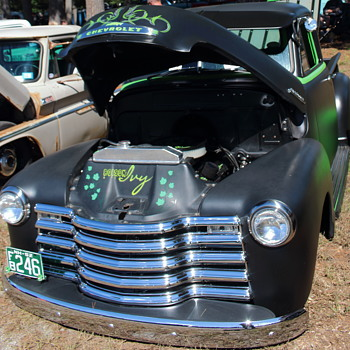Saved old Iron - Classic Cars