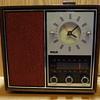 1970s RCA Clock Radio