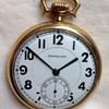 1926 Hamilton 992L Railroad Approved Pocket Watch