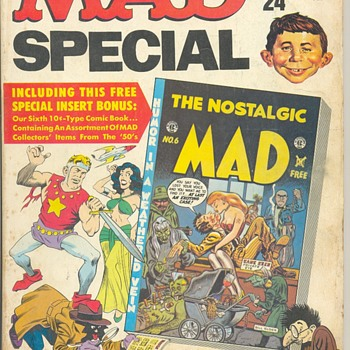 MAD SPECIAL 1977