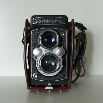 Yashica Mat Camera - Cameras
