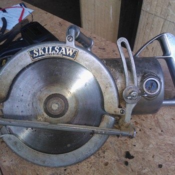 Skilsaw model 77 possibly 1st generation - Tools and Hardware