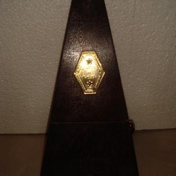 Mystery Metronome de Maelzel  - Music Memorabilia