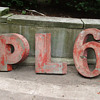 Original Phillips 66 Letters/Sign