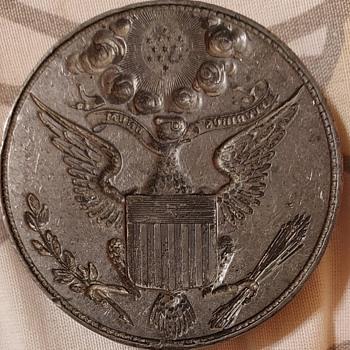 Dorsett Great Seal - Medals Pins and Badges