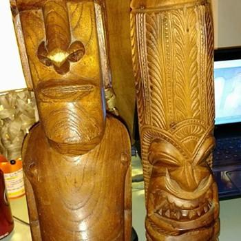 Wooden Island sculpture? - Fine Art