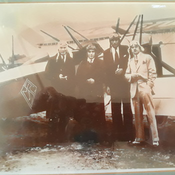 Early Aviation - Military and Wartime