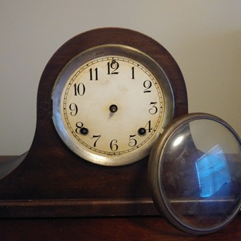 Ansonia Mantel Identification - Clocks