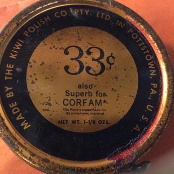 CORFAM Du Pont's Poromeric Material - Advertising