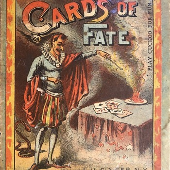 Cards of Fate - Cards