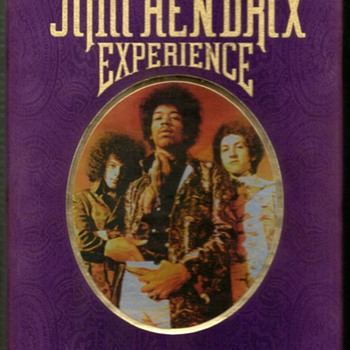 """The Jimi Hendrix Experience"" - CD Box Set - Records"