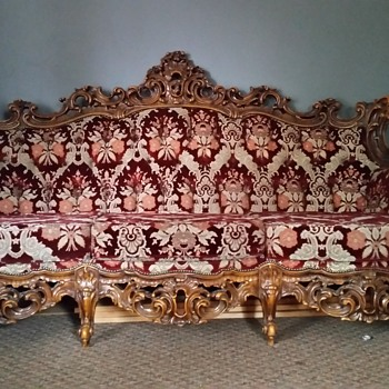 Vintage Couch from early 19c - Furniture
