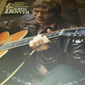 (HENRY) JOHN DENVER - Records